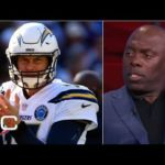 Anthony Lynn talks Philip Rivers, the 'special' feeling at Chargers' stadium, more   SportsCenter
