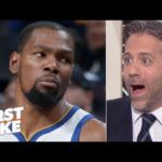 If the 'sorry Knicks' get KD or ANY top free agent, I'll be shocked! – Max Kellerman | First Take
