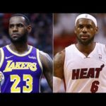 LeBron giving No. 23 to Anthony Davis – What number will he wear next?   Jalen & Jacoby