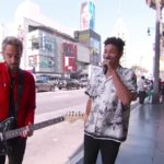 All Time Low's Jack Barakat Just Performed On Jimmy Kimmel Live With Bryce Vine