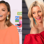 Chrissy Teigen & Elizabeth Banks Share a Love for Pork Rinds