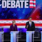 Did Cory Booker Flash Beto O'Rourke Side-Eye After He Started Speaking Spanish at the Debate?