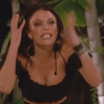 Bethenny Frankel completely loses it and goes off on Luann de Lesseps