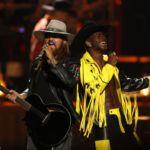 Billy Ray Cyrus receives warm welcome during historic BET Awards performance