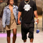 Jesse Williams, 37, Holds Hands With GF Taylour Paige, 28, Amid Bitter Custody Battle With Ex Wife
