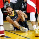 Warriors' Klay Thompson has ACL tear