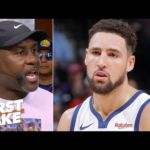 Let me play, or I'm not coming back next year! – Gary Payton's advice to Klay | First Take