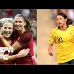U.S. may be World Cup favorites, but will France or Sam Kerr make their mark?   Outside the Lines