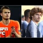Will PSG throw big money at Matthijs de Ligt? Antoine Griezmann still Barca bound? | Transfer Talk