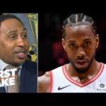 Kawhi didn't make the right play in the final moments of Game 5 – Stephen A. | First Take