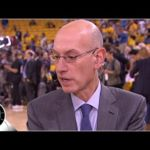 Adam Silver wants fans to stop rooting for losses, hopes new draft lottery will help | The Jump