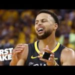 Steph Curry punched a wall, felt guilty about Klay, KD's injuries – Marc Spears | First Take