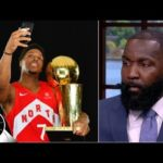 Kyle Lowry is 'the greatest Raptor of all time' right now – Kendrick Perkins | The Jump