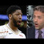 Why should Anthony Davis have to pay for the Lakers' mistakes? – Max Kellerman   First Take
