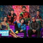 "See Colorful Music Video for ""Runaway"" With Sebastian Yatra, Jonas Brothers & More 