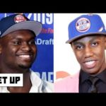 Which rookie is under the most pressure? Jalen says Zion, Greenberg picks RJ Barrett | Get Up