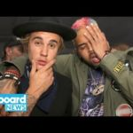 Chris Brown Links Up With Justin Bieber for New Song 'Don't Check on Me' | Billboard News