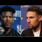 Rockets want Jimmy Butler; Klay Thompson might consider Clippers – Woj | The Jump