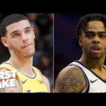 D'Angelo Russell would be Lonzo Ball 2.0 if he rejoined the Lakers – Jay Williams | First Take
