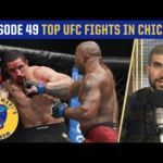 Top 5 UFC fights in Chicago | Turn Back the Clock | Ariel Helwani's MMA Show