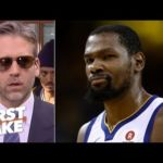 Kevin Durant would leave the Warriors to shut people like me up – Max Kellerman | First Take