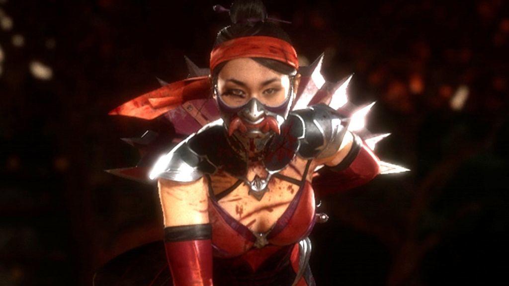 Mortal Kombat 11 Kitana Character And Combo Guide E Radio Usa