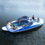 You Can Now Buy a 20-Foot Inflatable Party 'Speedboat' on Amazon