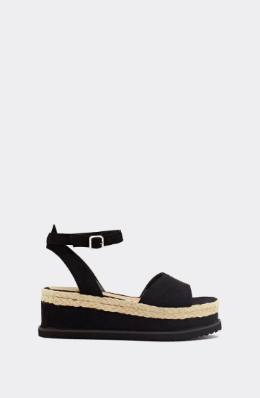 Nasty Gal What Goes Up Sandal
