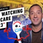 Forky (Tony Hale) Responds to IGN Comments