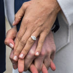 We Totally Missed This Subtle Change to Meghan Markle's Engagement Ring