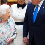 Queen Elizabeth II Welcomes Donald, Melania Trump to Buckingham Palace: Pics