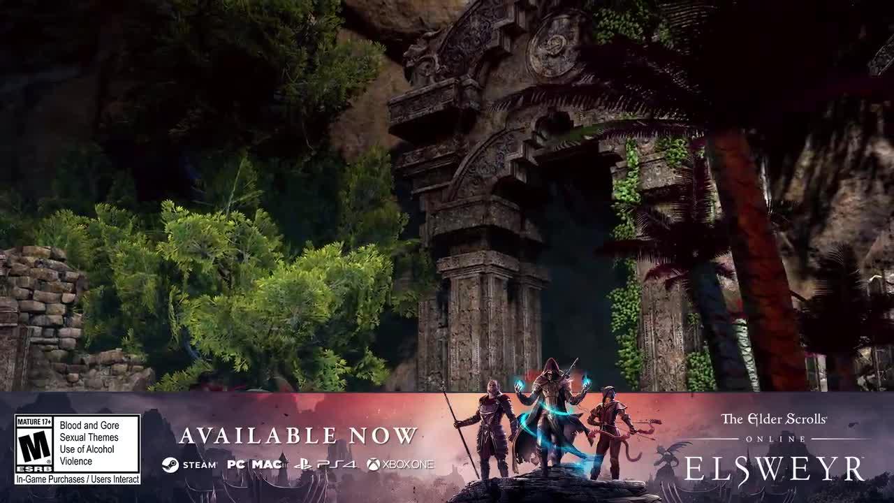 Elder Scrolls Online Console Launch | e-Radio USa