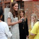 Queen Elizabeth II Gives Kate Middleton a New Patronage–and It's Picture-Perfect