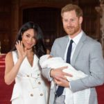 Prince Harry and Meghan Markle Share 1st Photo of Baby Archie's Face on Father's Day