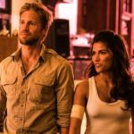 Blood & Treasure Sneak Peek: It's a Blast From the Past With Danny and Lexi's Steamy Early Meeting