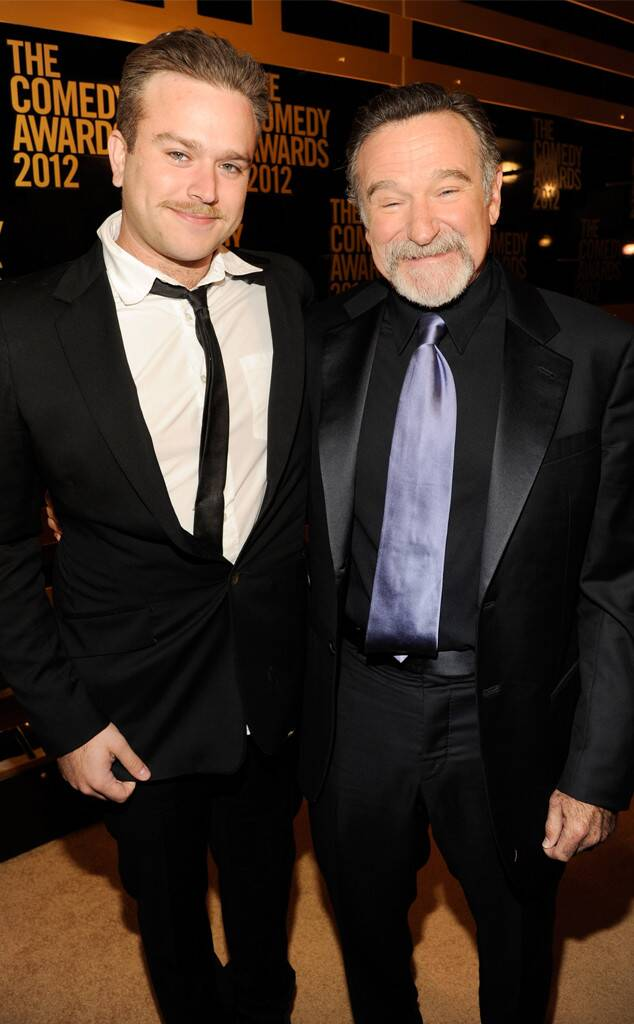 Robin Williams Son Zak Honors First Child With Late Actor S Name E Radio Usa