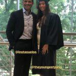 "Kelly Ripa and Mark Consuelos' Daughter Lola Graduates High School: ""Happening Now!"""
