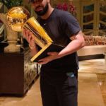 Drake Parties With the Toronto Raptors to Celebrate Their NBA Championship Win