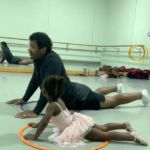 Russell Wilson and Daughter Sienna Are Taking Ballet Classes Together and It's Just the Cutest