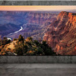 Samsung 'The Wall Luxury' TV Is A 292-Inch 8K Modular Monster
