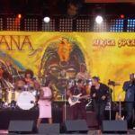 Watch Santana Perform 'Breaking Down the Door' on 'Kimmel'