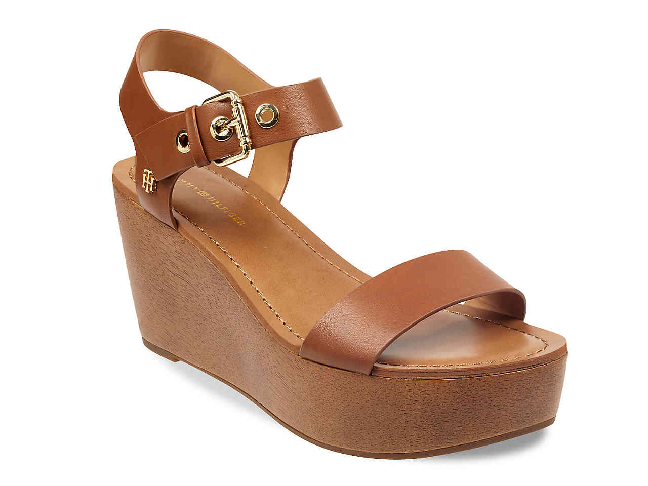 Tommy Hilfiger platform sandals