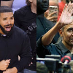 Drake & Barack Obama Hug It Out While Attending NBA Finals & Fans Go Nuts Over The Video– Watch