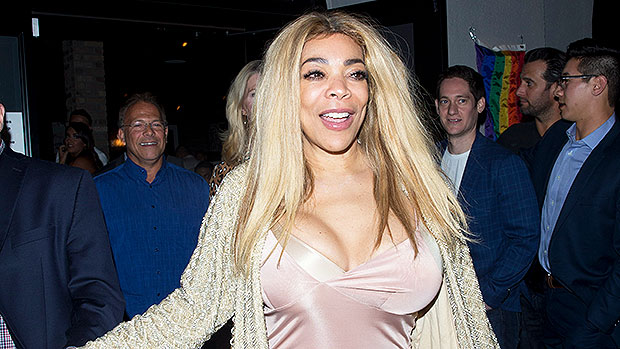 Wendy Williams Cozies Up To Very Sexy Mystery Man Admits Shes