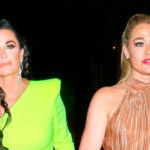 Kyle Richards Implies Lisa Vanderpump's A Liar & Denise Richards Says She Should've Attended Reunion