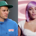 Justin Bieber Gushes Over Miley Cyrus On Her Sexy New Topless Pic — See Message