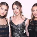 Sylvester Stallone's Daughters Joke They'll Be 'Forever Single' After He Tells Guys That He's 'Watching' Them