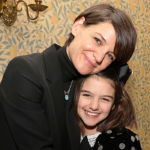 Katie Holmes & Suri Cruise's 11 Most Adorable Look-Alike Photos