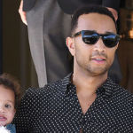 17 Cutest Pics Of Celeb Dads With Their Kids: Brad Pitt, John Legend & More