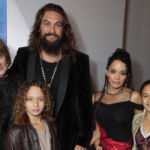 Jason Momoa Builds Motorcycle With His & Lisa Bonet's Kids For Cute Video In Honor Of Father's Day – Watch